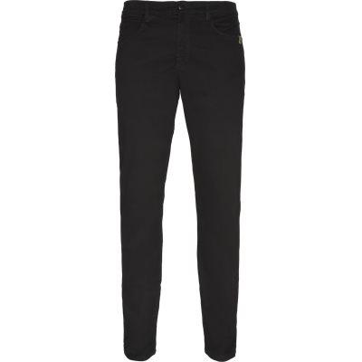 Regular | Jeans | Grün