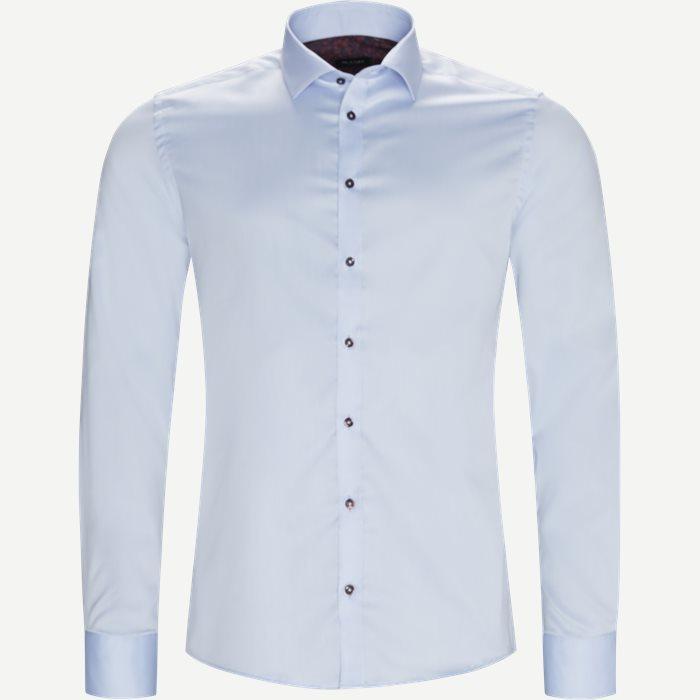 8108 Iver/State Skjorte - Skjorter - Blå
