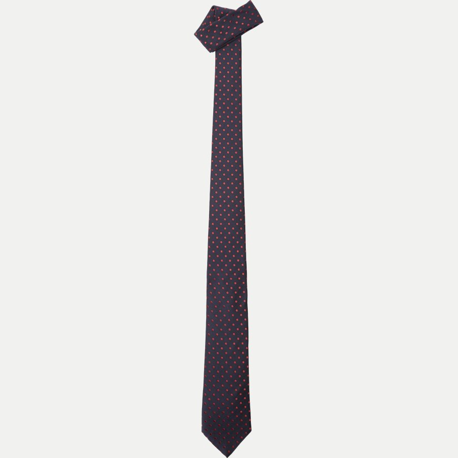 T281 - Krawatten - RØD - 1