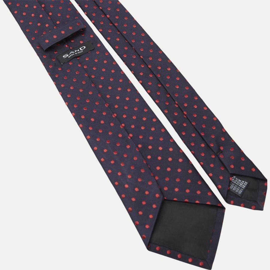T281 - Krawatten - RØD - 3