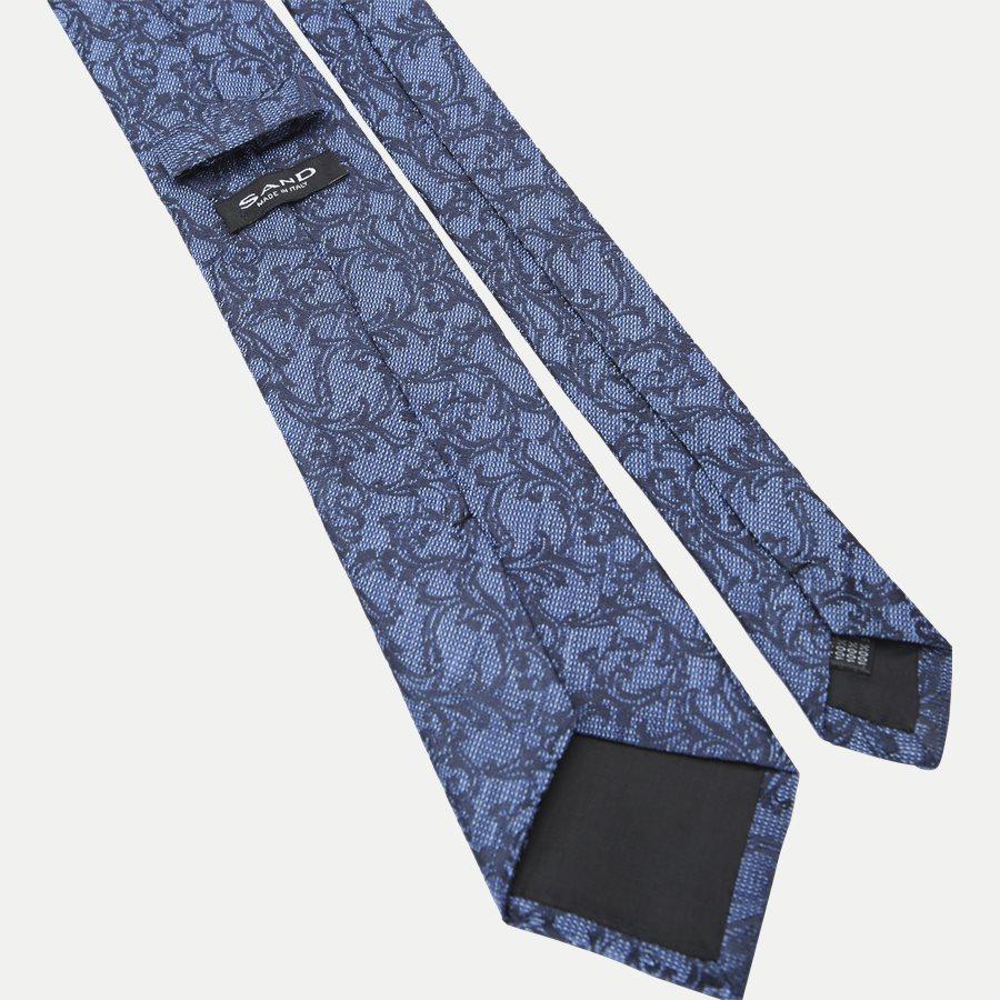 T282 - Krawatten - BLÅ - 3