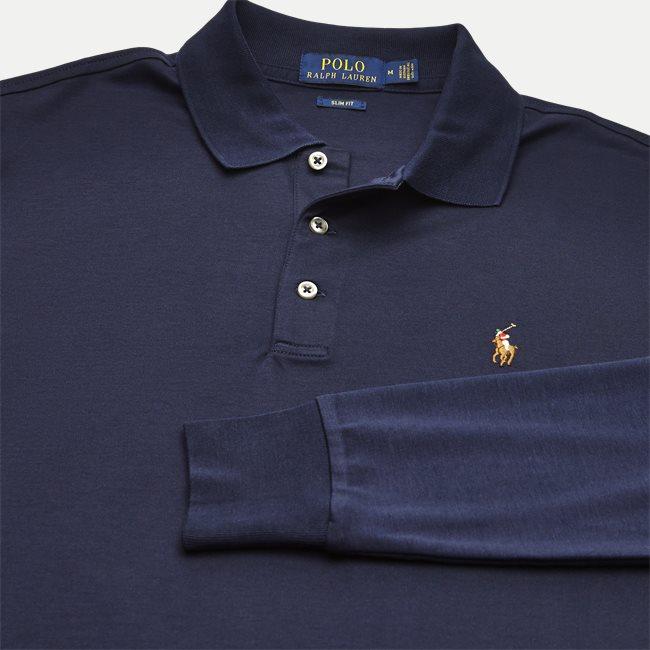 Long Sleeve Polo T-shirt