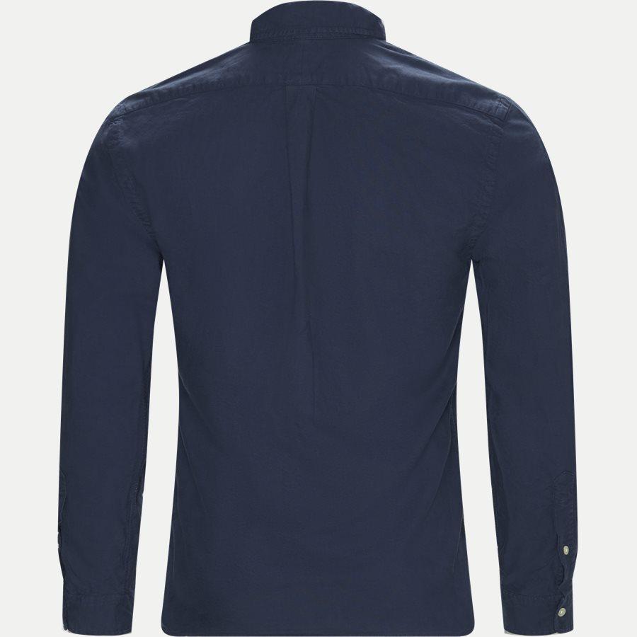 710723610 - Button-down Oxford Skjorte - Skjorter - Slim - NAVY - 2