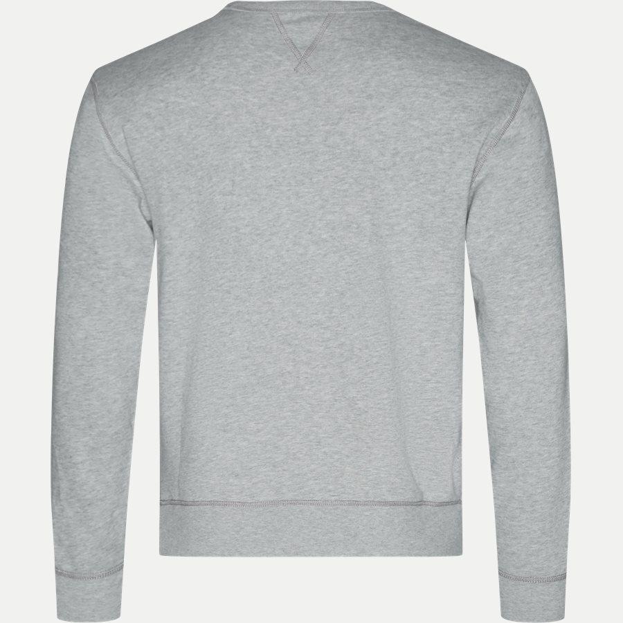 710740337 - Bear Fleece Sweatshirt - Sweatshirts - Regular - GRÅ - 2