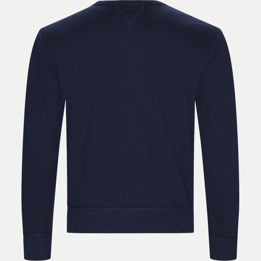 710740337 - Bear Fleece Sweatshirt - Sweatshirts - Regular - NAVY - 2