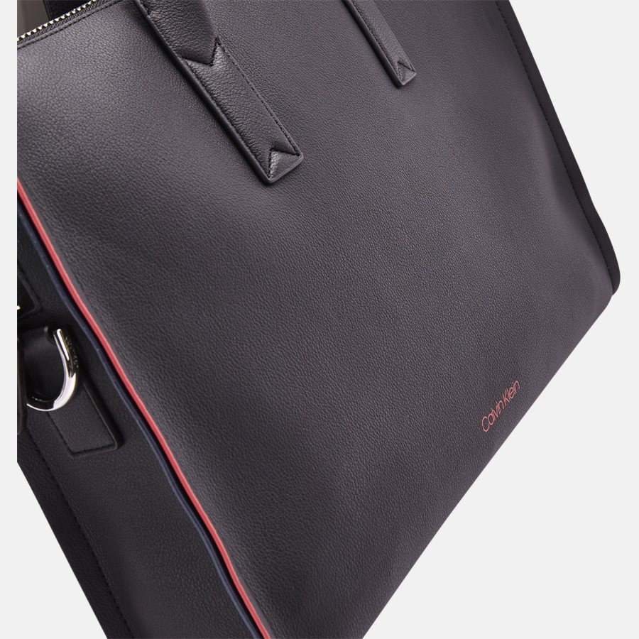 K50K503925 DOUBLE EDGE SLIM LAP - Tasker - BLACK - 2