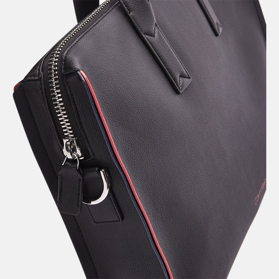 K50K503925 DOUBLE EDGE SLIM LAP - Tasker - BLACK - 3