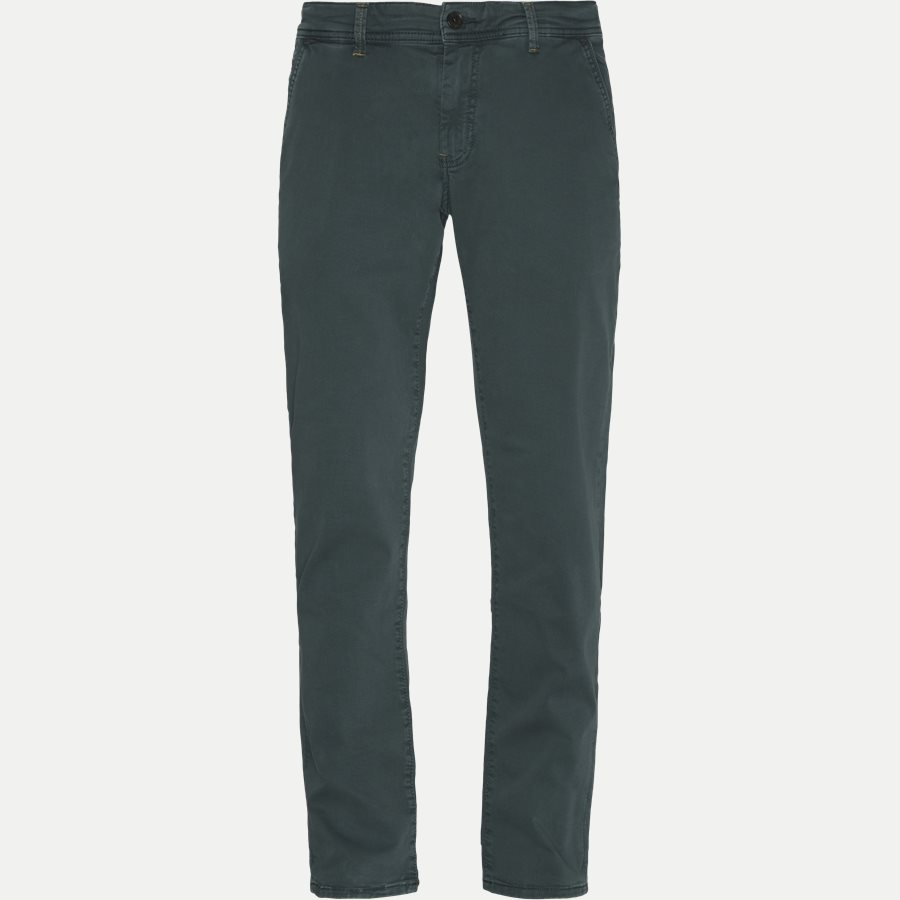 11171 607 - Victor Chino Pants - Bukser - Regular - GRØN - 1