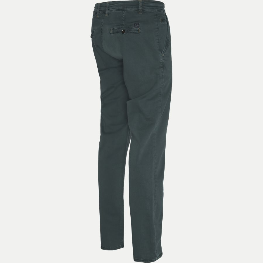 11171 607 - Victor Chino Pants - Bukser - Regular - GRØN - 3