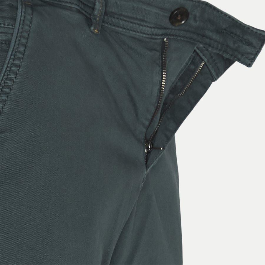 11171 607 - Victor Chino Pants - Bukser - Regular - GRØN - 4