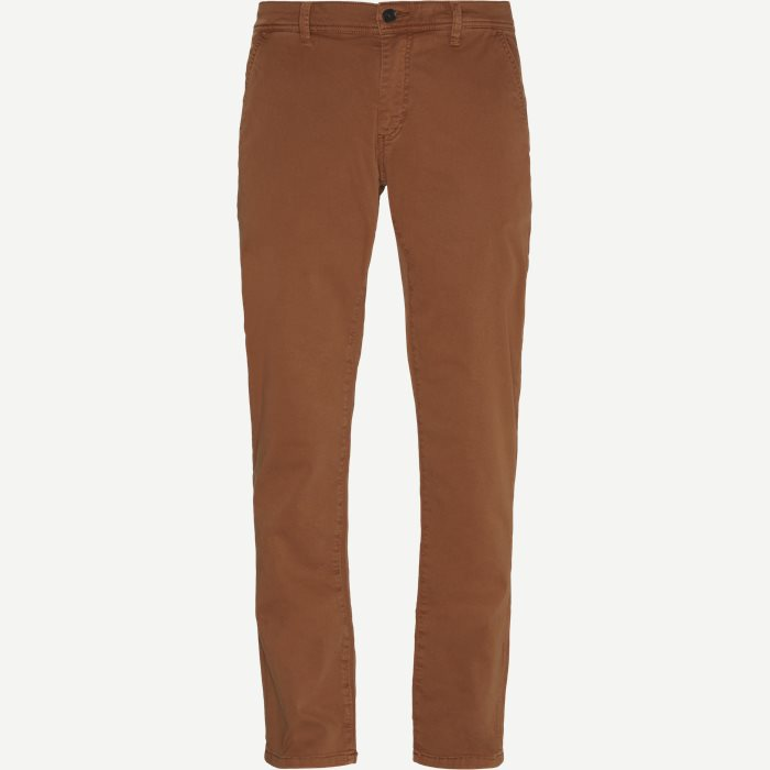 Victor Chino Pants - Bukser - Regular - Rød