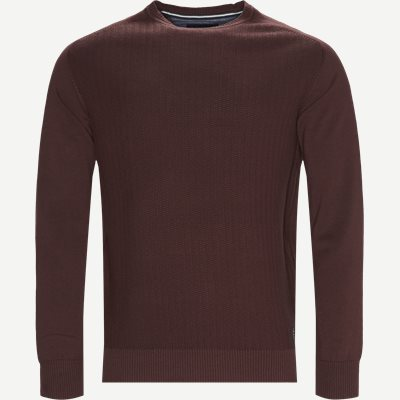 Holger CP Knit Regular | Holger CP Knit | Bordeaux