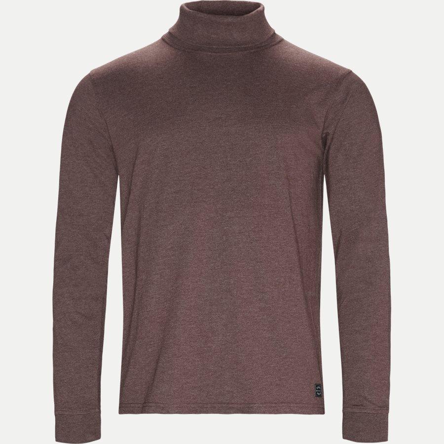 13280 1102 - Oswald Rullekrave - T-shirts - Regular - BORDEAUX - 1