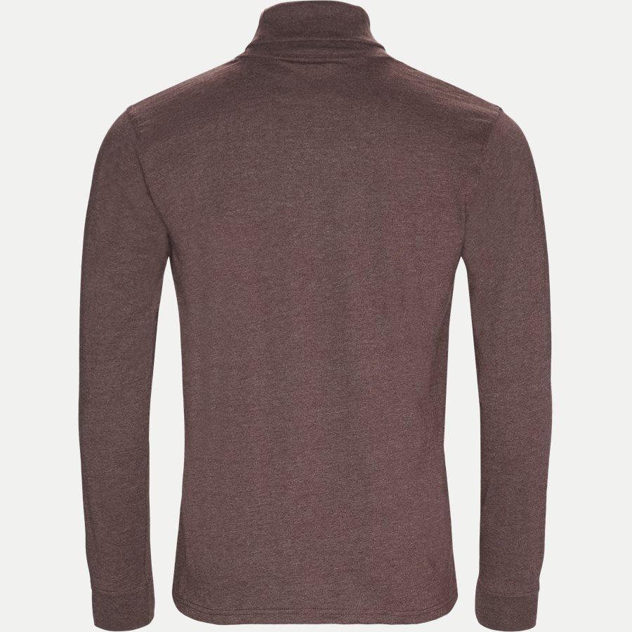 13280 1102 - Oswald Rullekrave - T-shirts - Regular - BORDEAUX - 2