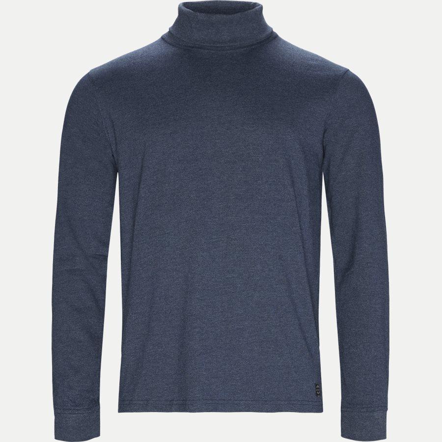 13280 1102 - Oswald Rullekrave - T-shirts - Regular - DENIM - 1