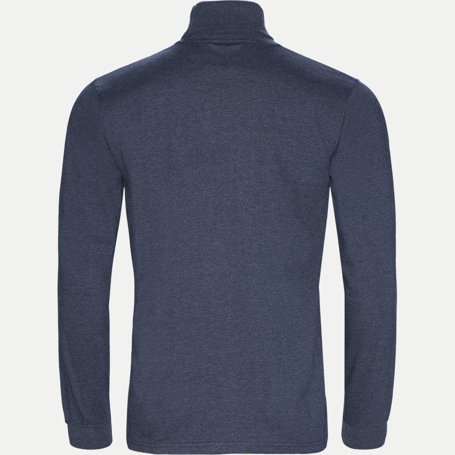 13280 1102 - Oswald Rullekrave - T-shirts - Regular - DENIM - 2