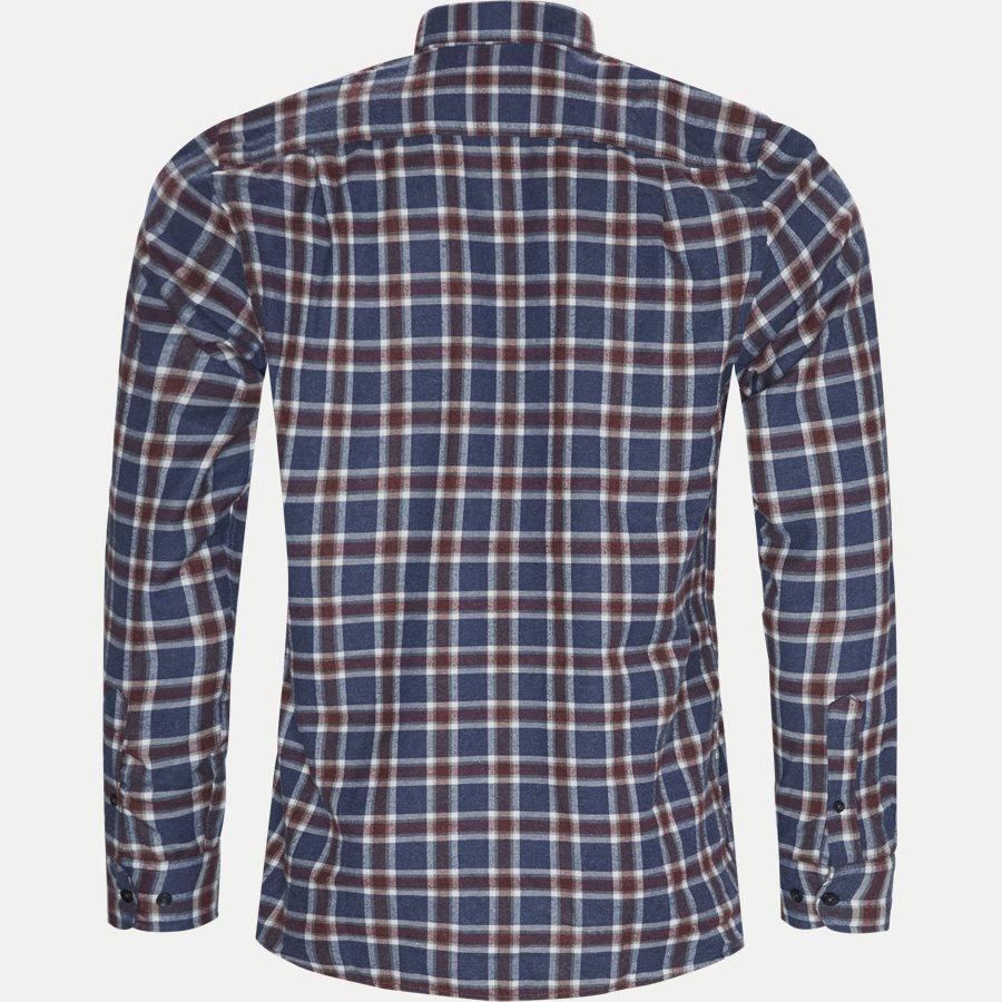 15270 1180 - Dirk Check Shirt - Skjorter - Regular - NAVY - 2