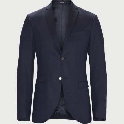 Slim fit | Blazer | Blau
