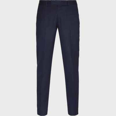 Gordon Bukser  Slim fit | Gordon Bukser  | Blå