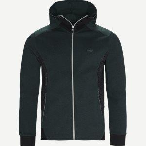 Selnio Hoodie Sweatshirt Slim | Selnio Hoodie Sweatshirt | Grøn