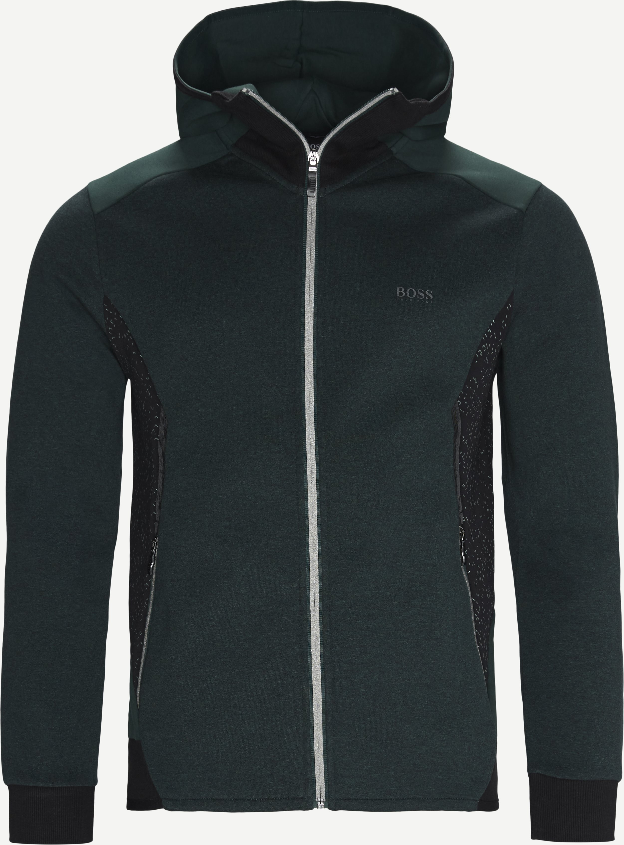 Sweatshirts - Slim - Grün