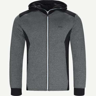 Selnio Hoodie Sweatshirt Slim | Selnio Hoodie Sweatshirt | Sort