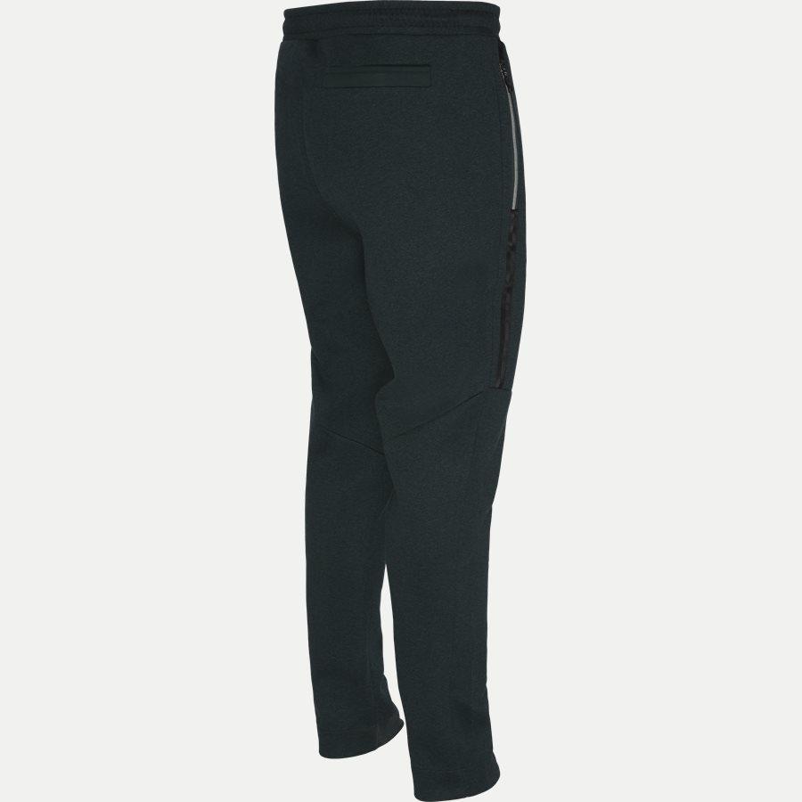 50399855 HELNIO - Helnio Sweatpants - Bukser - Slim - GRØN - 3
