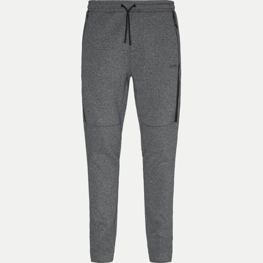 50399855 HELNIO - Helnio Sweatpants - Bukser - Slim - SORT - 1