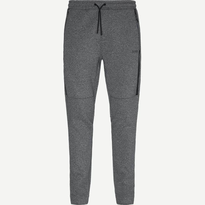 Helnio Sweatpants - Bukser - Slim - Sort