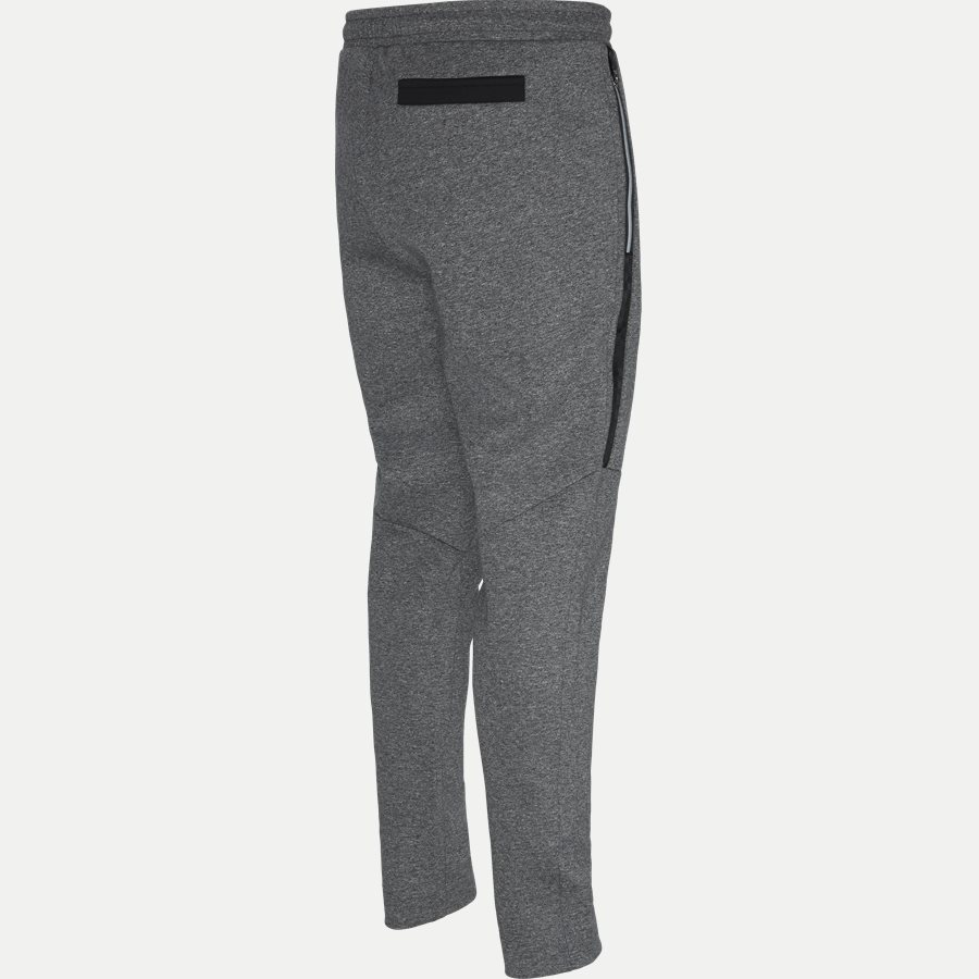 50399855 HELNIO - Helnio Sweatpants - Bukser - Slim - SORT - 3