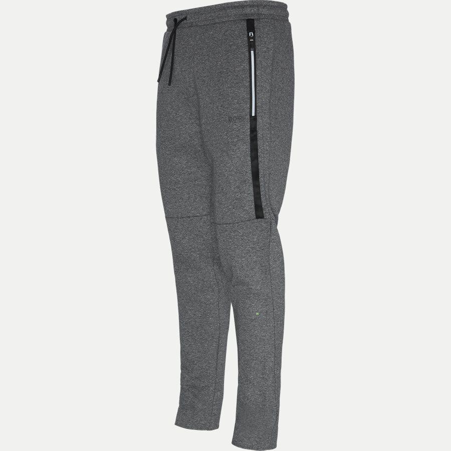 50399855 HELNIO - Helnio Sweatpants - Bukser - Slim - SORT - 4