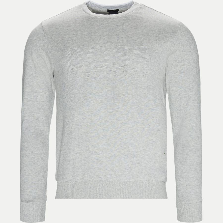 50399391 SALBO. - Salbo Sweatshirt - Sweatshirts - Slim - GRÅ - 1