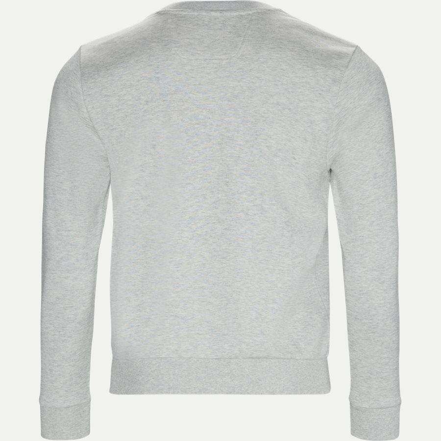 50399391 SALBO. - Salbo Sweatshirt - Sweatshirts - Slim - GRÅ - 2