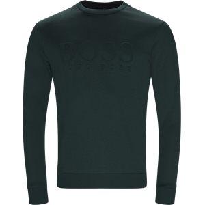 Salbo Sweatshirt Slim | Salbo Sweatshirt | Grøn