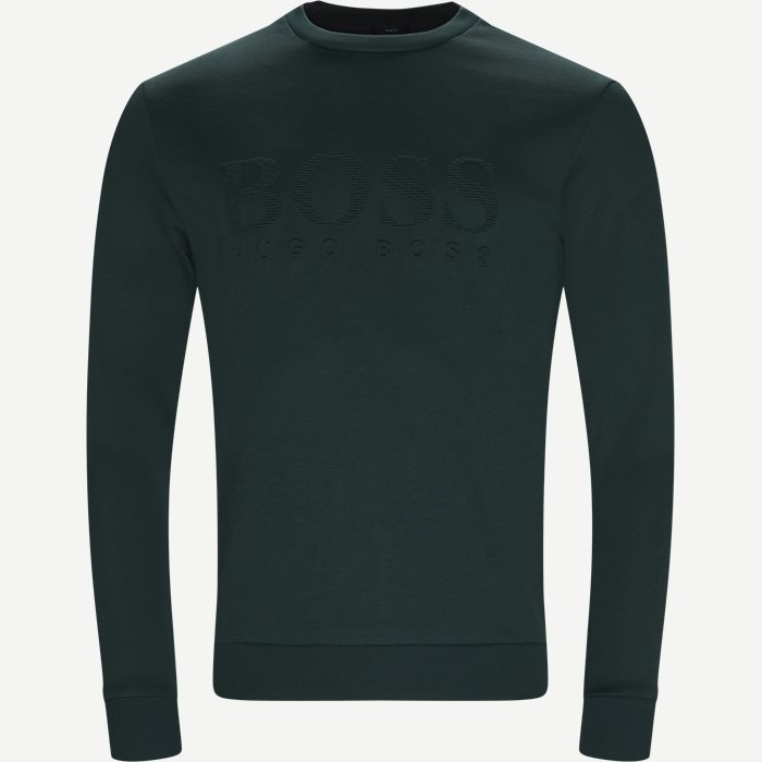 Sweatshirts - Slim - Green