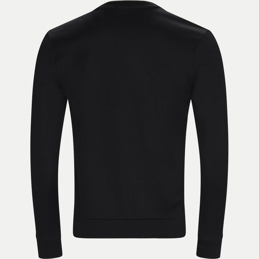 50399391 SALBO. - Salbo Sweatshirt - Sweatshirts - Slim - SORT - 2