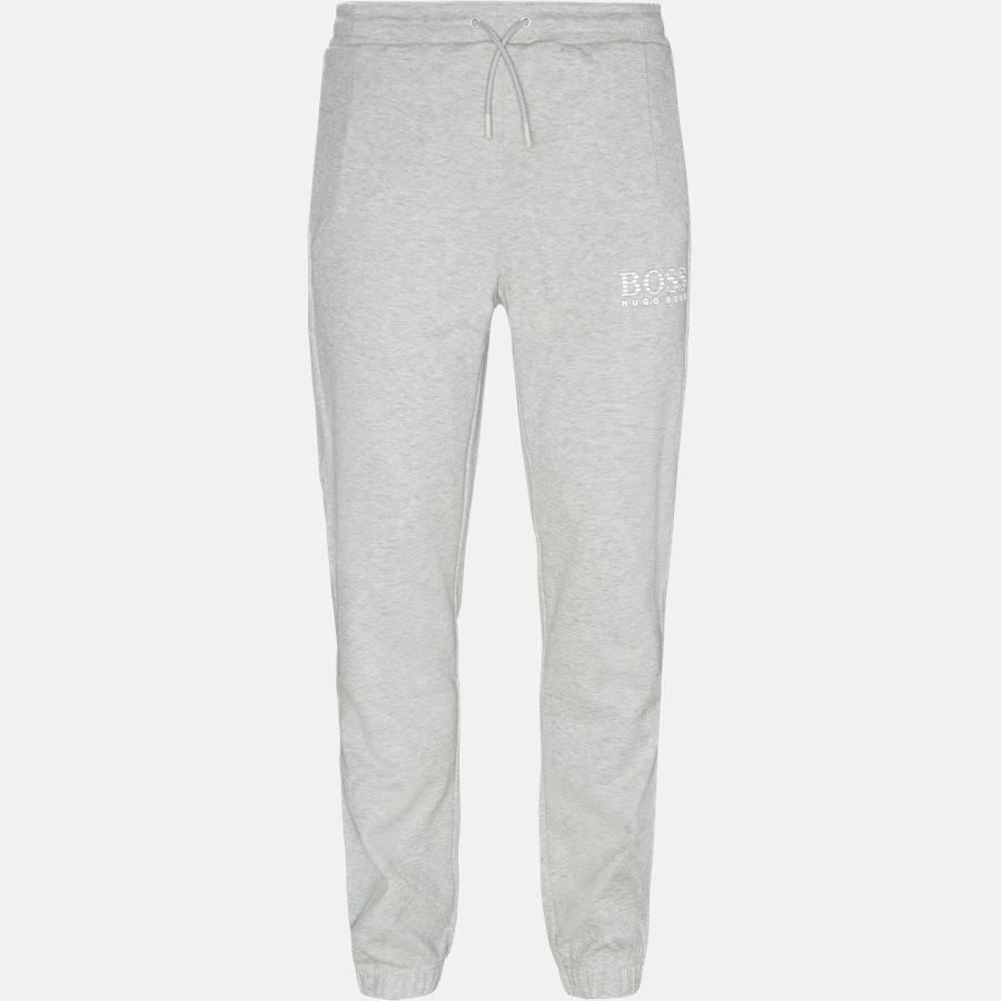 50399377 HADIKO - Hadiko Sweatpants - Bukser - Regular - GRÅ - 1