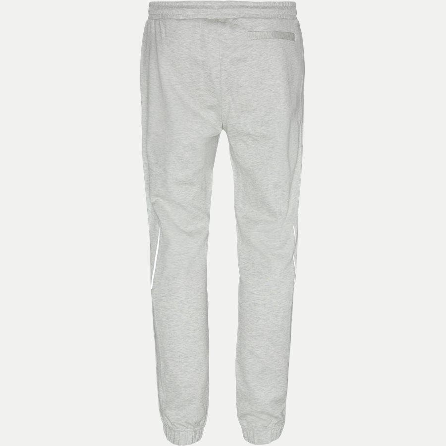 50399377 HADIKO - Hadiko Sweatpants - Bukser - Regular - GRÅ - 2