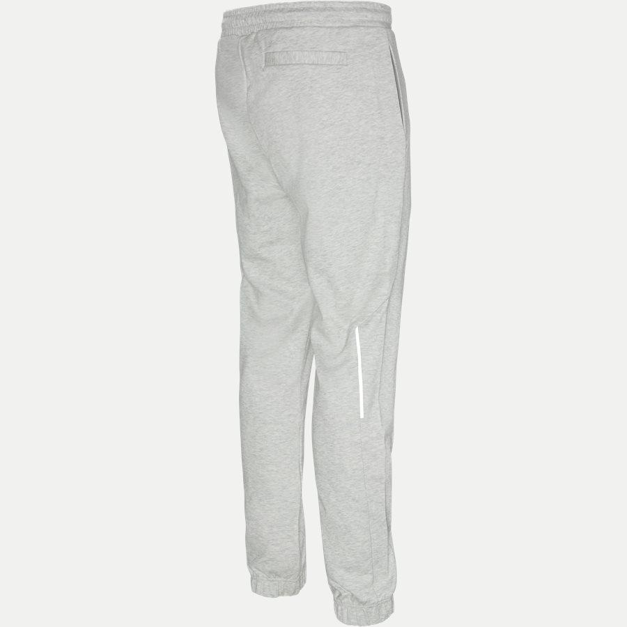 50399377 HADIKO - Hadiko Sweatpants - Bukser - Regular - GRÅ - 3