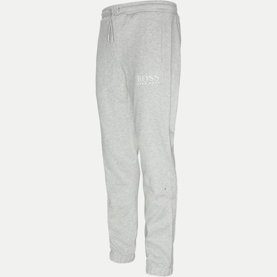 50399377 HADIKO - Hadiko Sweatpants - Bukser - Regular - GRÅ - 4