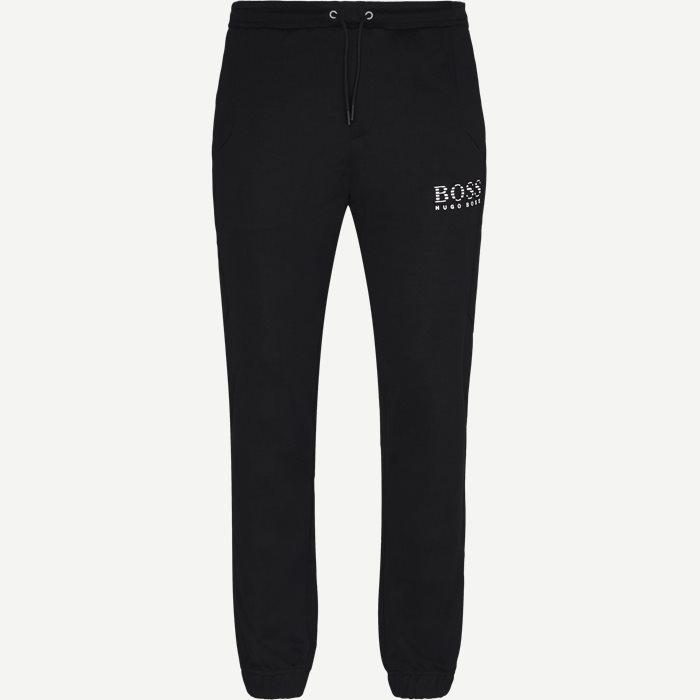 Hadiko Sweatpants - Bukser - Regular - Sort