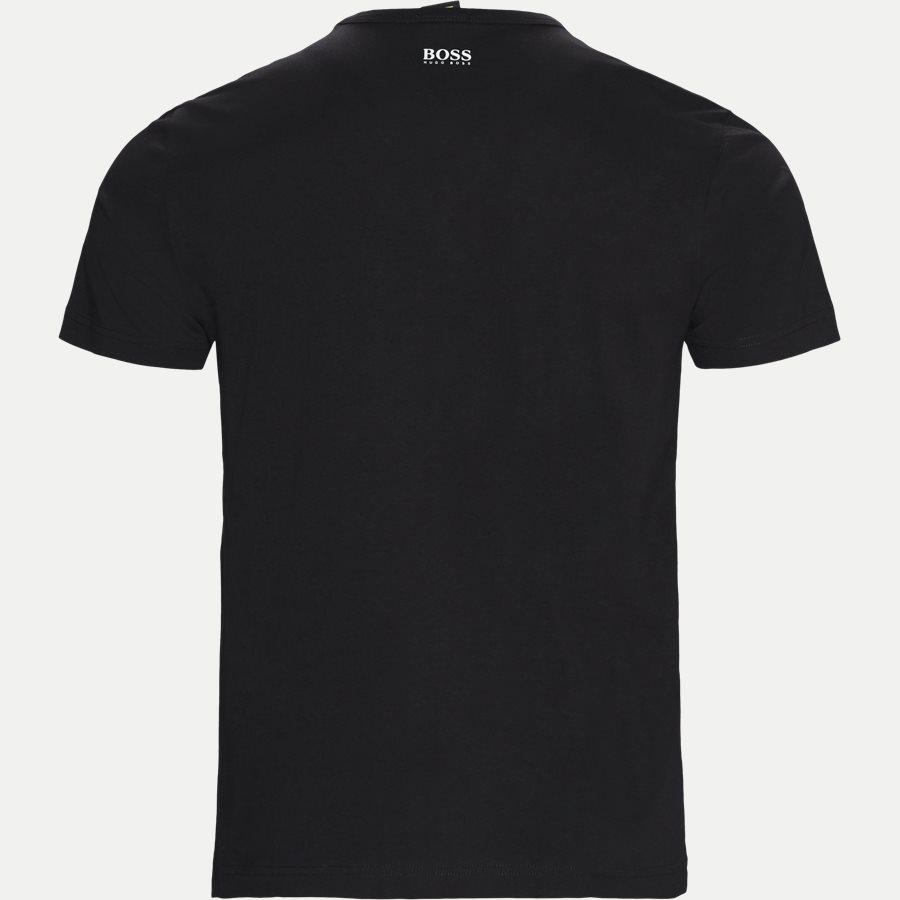 50399921 TEE1 - Tee1 T-shirt - T-shirts - Regular - SORT - 2