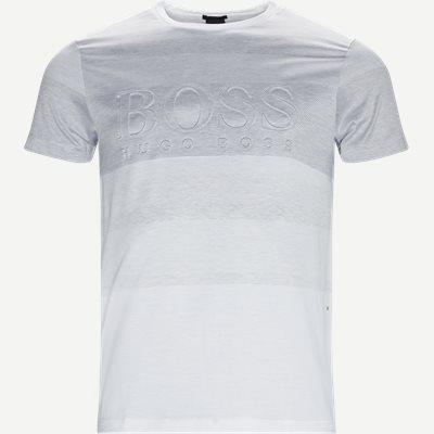Teep2 T-shirt Slim | Teep2 T-shirt | Hvid