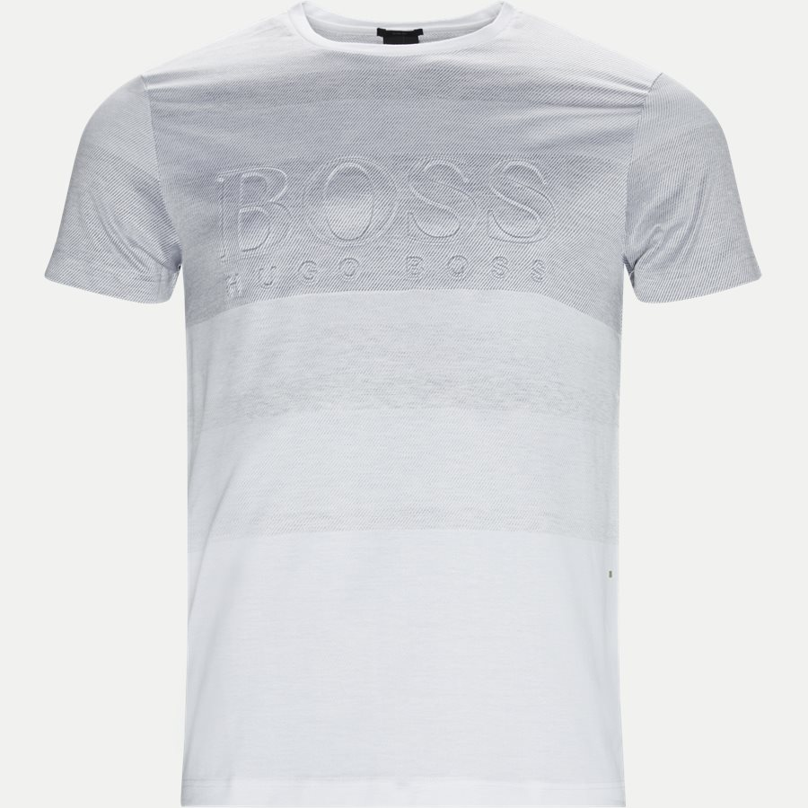 50399408 TEEP2 - Teep2 T-shirt - T-shirts - Slim - HVID - 1