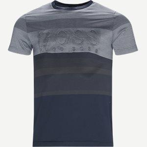 Teep2 T-shirt Slim | Teep2 T-shirt | Blå
