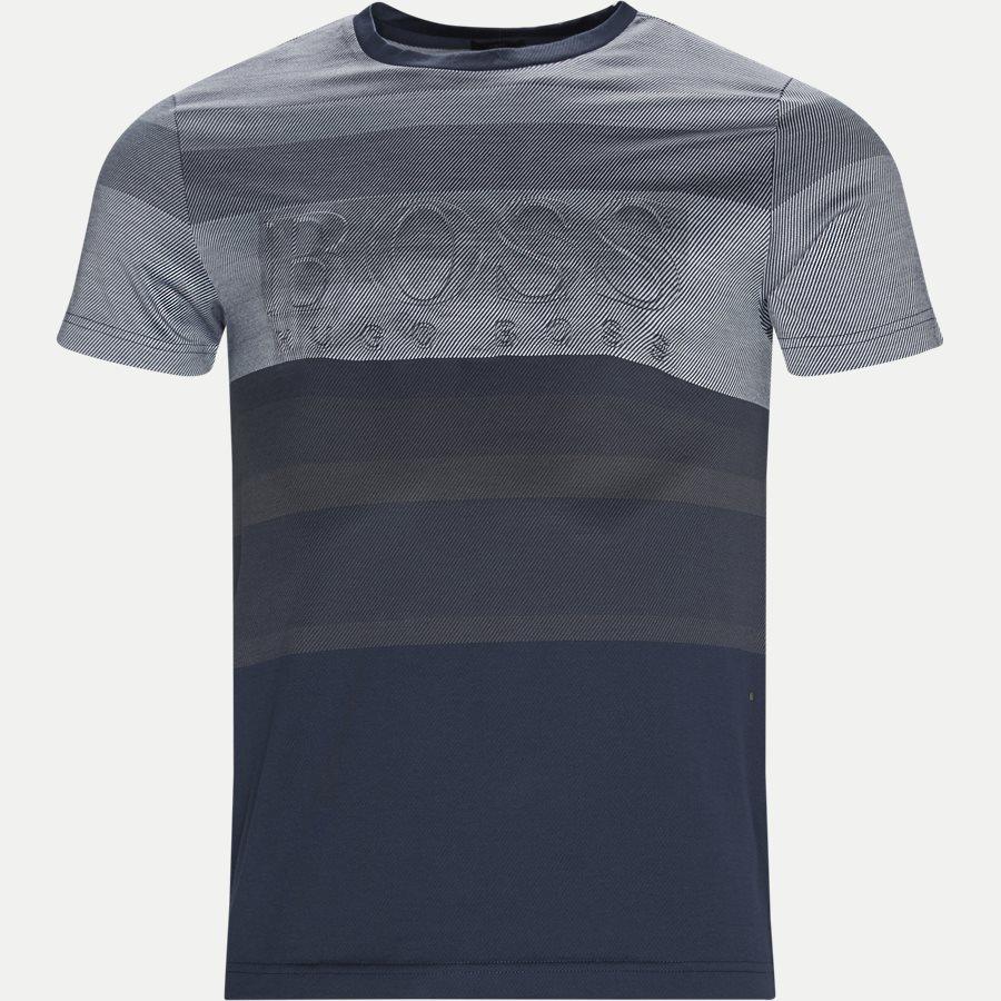 50399408 TEEP2 - Teep2 T-shirt - T-shirts - Slim - NAVY - 1