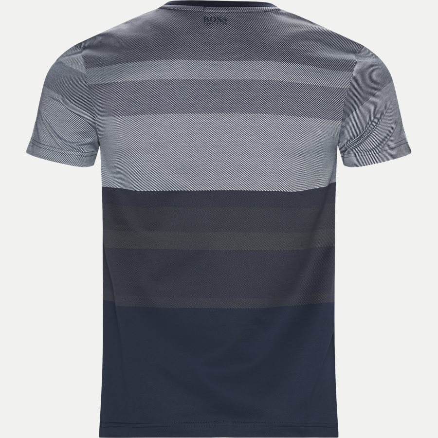 50399408 TEEP2 - Teep2 T-shirt - T-shirts - Slim - NAVY - 2