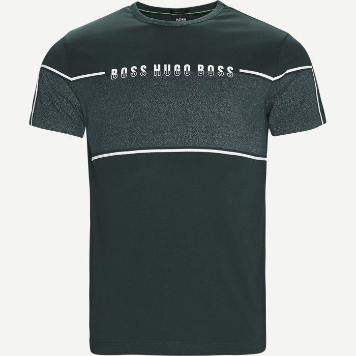 Tee4 T-shirt - T-shirts - Regular - Grøn