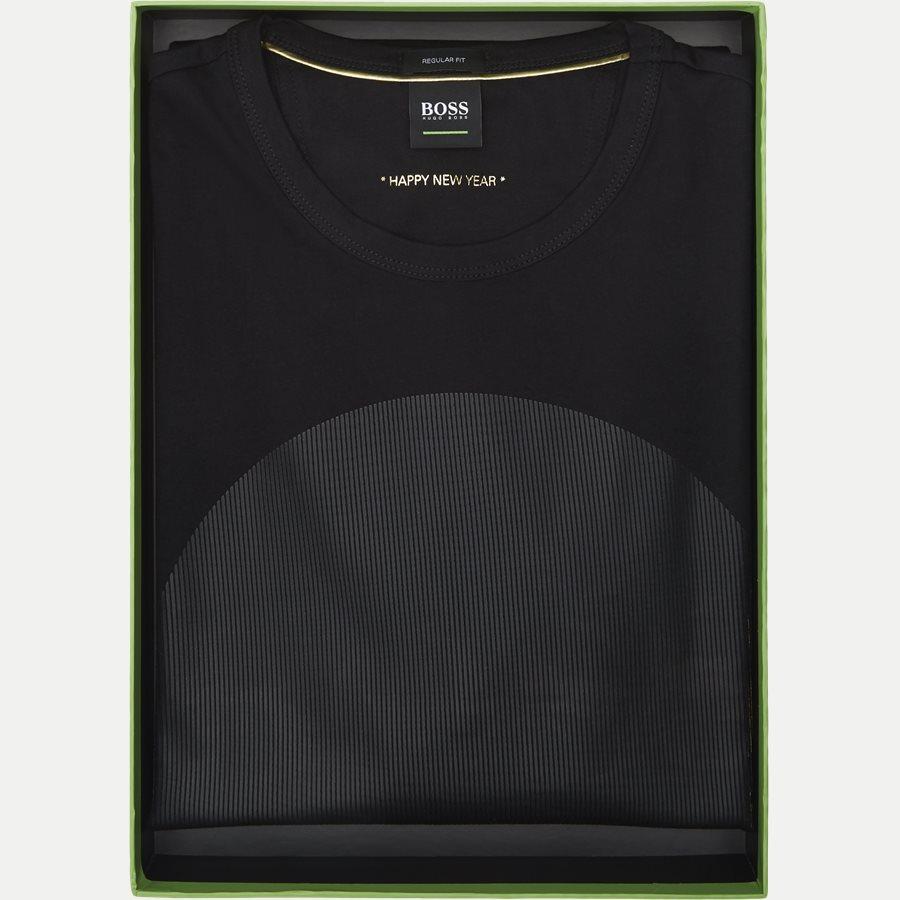 50399929 TOGN CNY - Togn CNY Long Sleeve Tee - T-shirts - Regular - SORT - 7