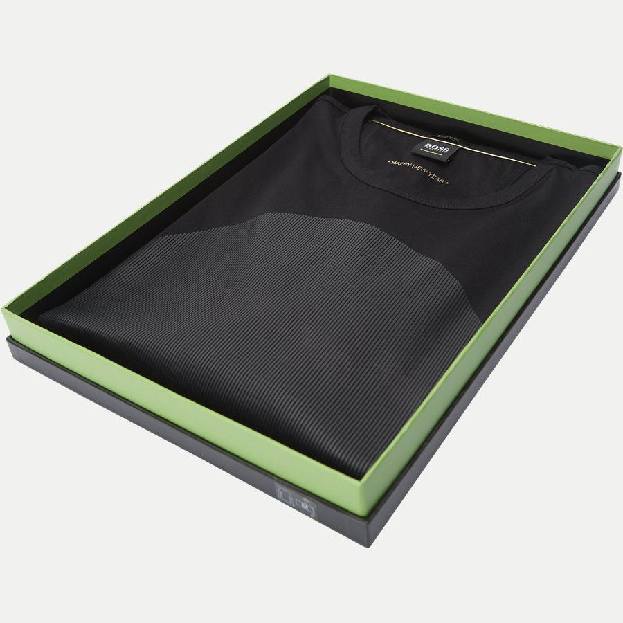 50399929 TOGN CNY - Togn CNY Long Sleeve Tee - T-shirts - Regular - SORT - 10